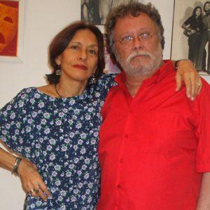 ANNAMARIA DIAS E REGIS MONTEIRO