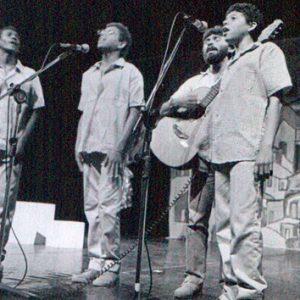 APRESENTAÇÃO MUSICAL DOS GAROTOS DA FEBEM – CENTRO CULTURAL DE SÃO PAULO
